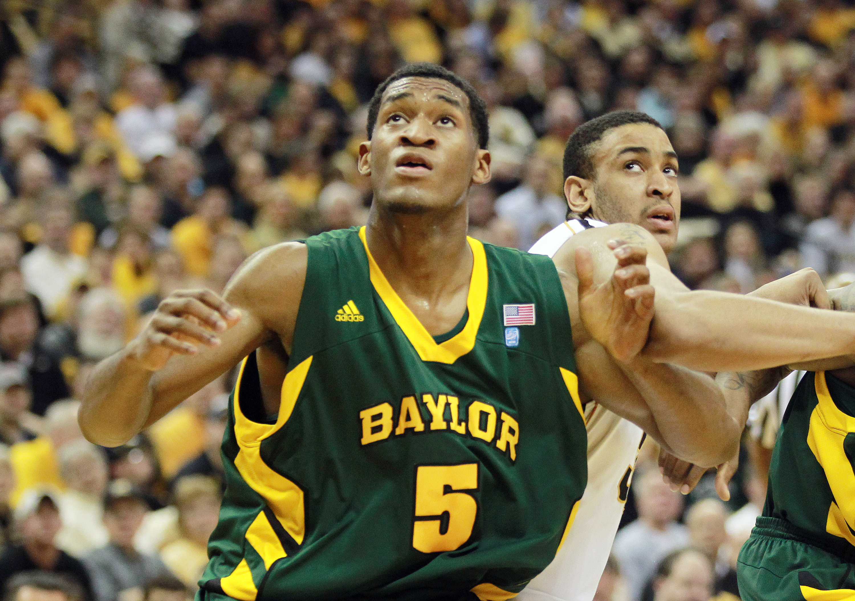Baylor Bears Perry Jones III Suspended