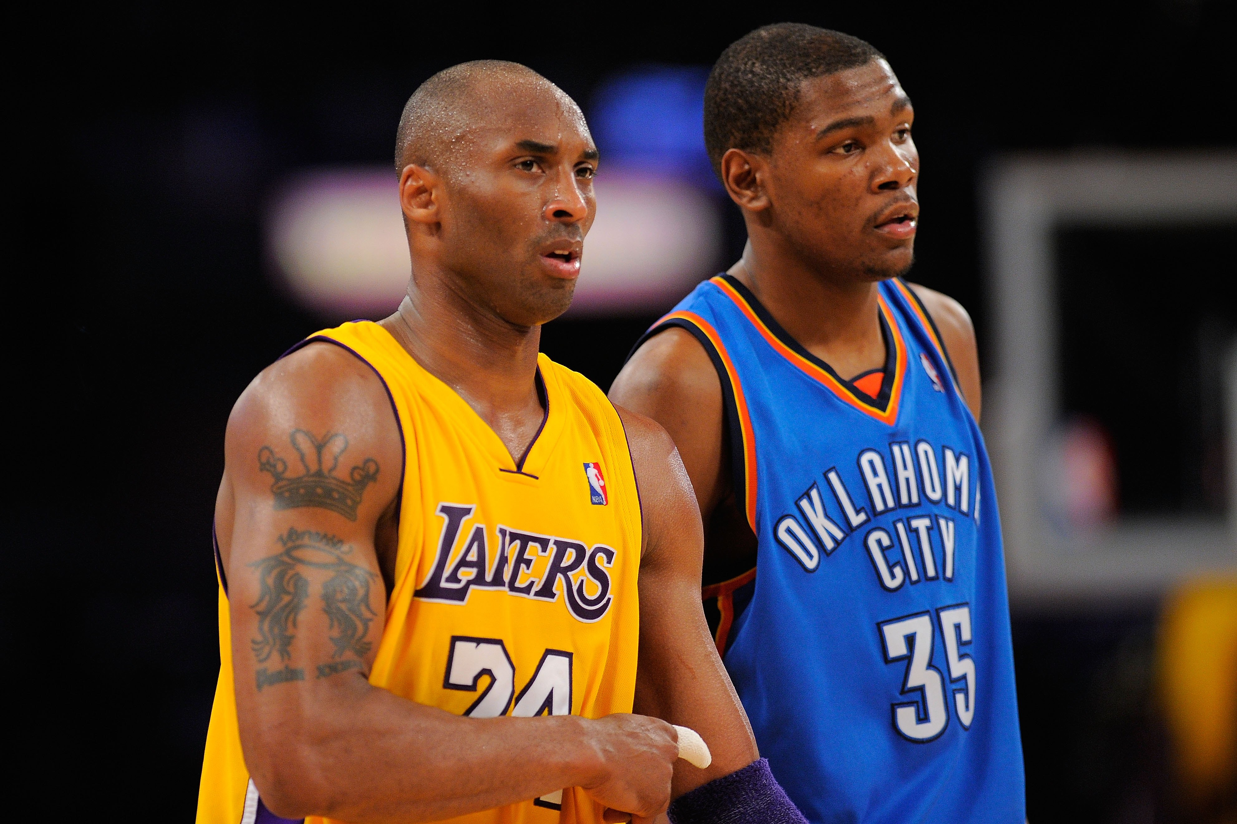 Oklahoma City Thunder v Los Angeles Lakers, Game 5