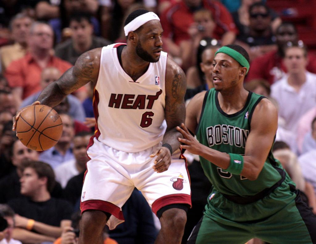 Heat Vs Celtics: Nathan Palcowski, Author At BustaSports, NBA, NHL, MLB
