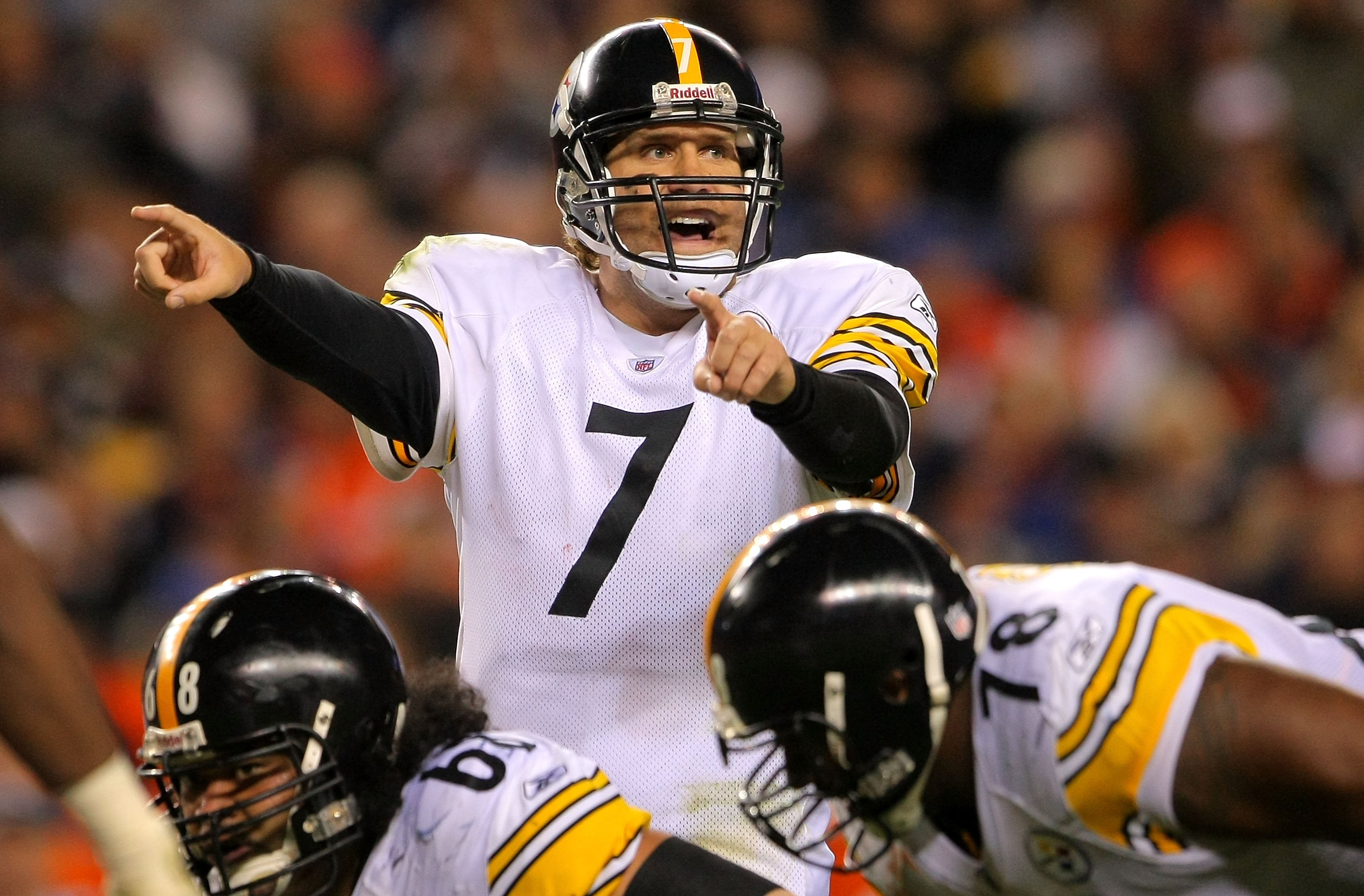 Pittsburgh Steelers v Denver Broncos