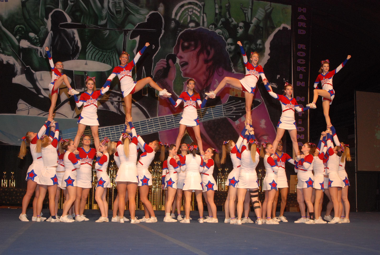 cheerleadin