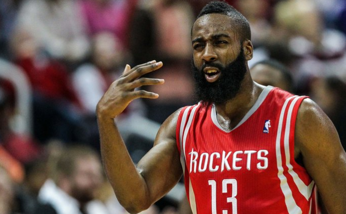 james harden houston rockes