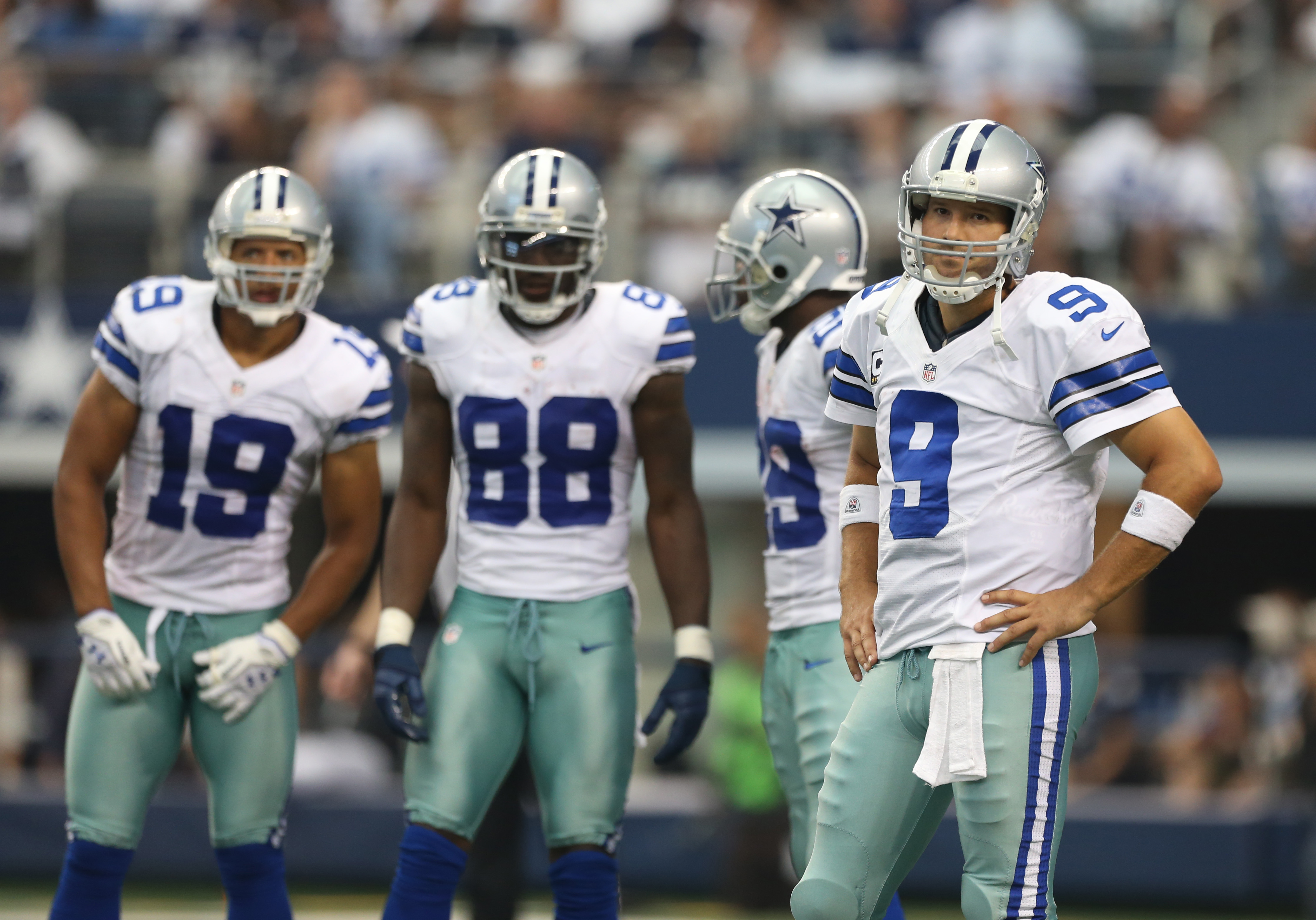 NFL: Tampa Bay Buccaneers at Dallas Cowboys