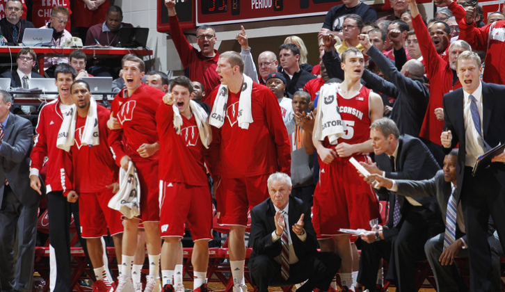 wisconsin badgers vs indiana