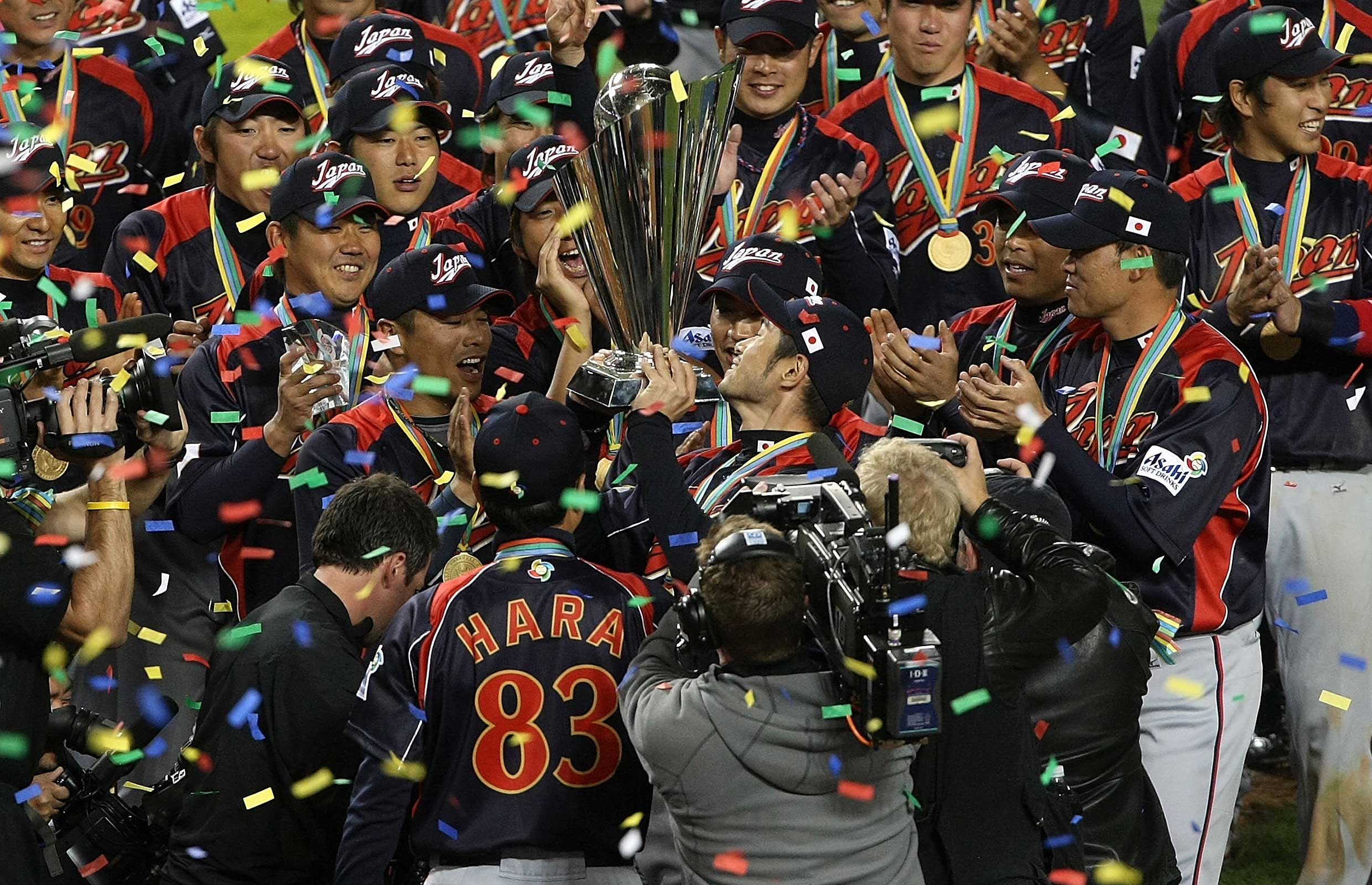 world baseball classic 2012 2013 japan