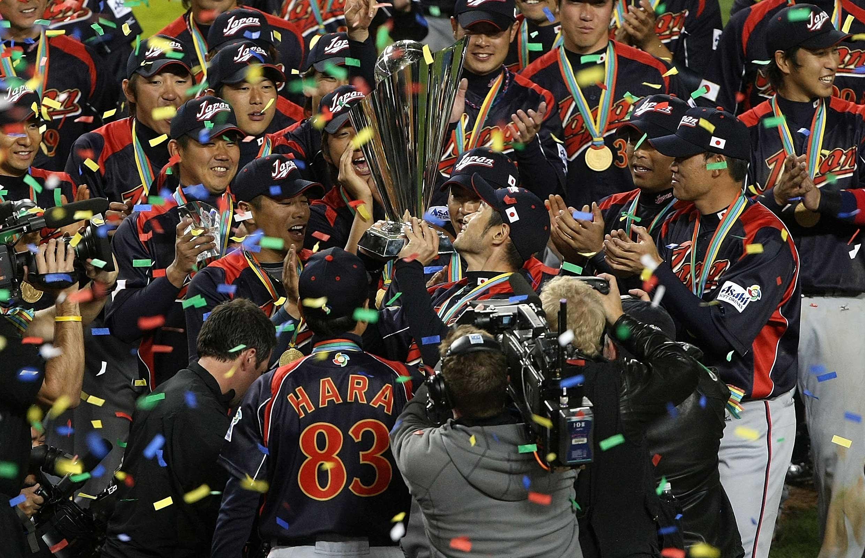 world baseball classic 2012 2013 japan