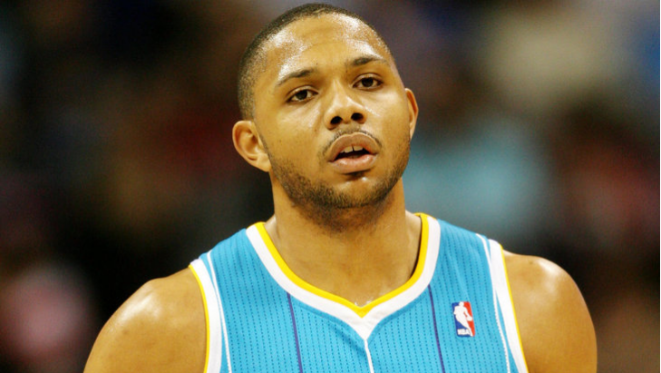 eric gordon mad upset new orleans hornets