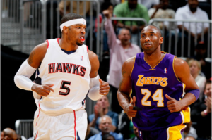 josh smith and kobe bryant