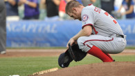 MLB: Washington Nationals at Chicago Cubs